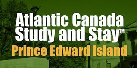 """Study and Stay™ - PEI Presents: """"Bridge to PEI"""", a Networking Event tickets"""