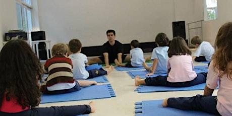 Formação em Yoga Educativa- Outubro de 2020 - Florianópolis , SC - Intensivo Yoga p/ Crianças e Adolescentes na Escola ingressos