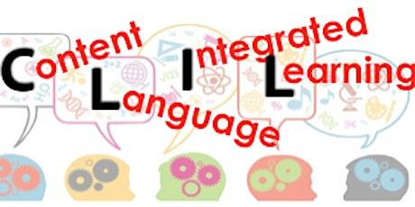 Edoardo Menegazzo: Apprendimento integrato di contenuto e lingua (CLIL) in italiano LS: approccio metodologico e strategie didattiche biglietti