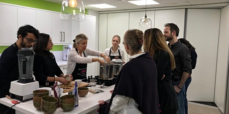 Vegan Cooking & Nutrition Classes London tickets