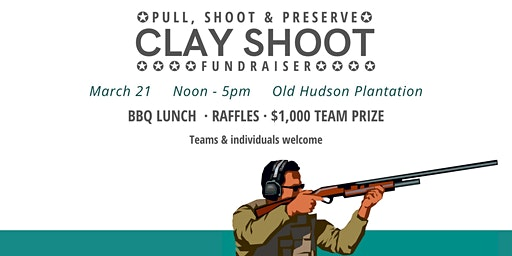 Pull, Shoot & Preserve Clayshoot