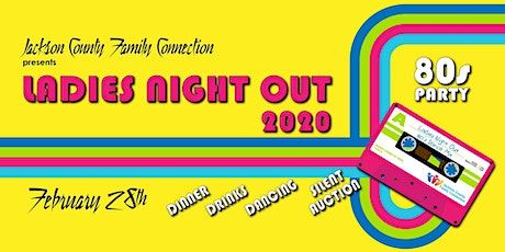 Ladies Night Out 2020 tickets