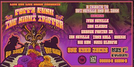 Poppa Funk & The Night Tripper - A Tribute To Art Neville & Dr. John tickets