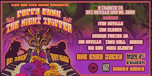 Poppa Funk & The Night Tripper - A Tribute To Art Neville & Dr. John