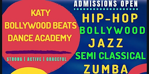 Jazz and Hip-Hop Free Dance Trial Classes