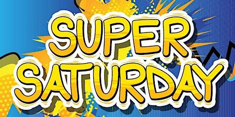 Super Saturday Training - (Greenville County) tickets