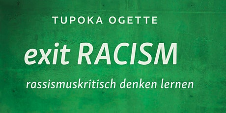 exit RACISM: Rassismuskritisch denken lernen Tickets