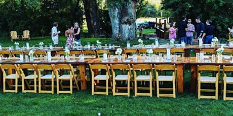 Blackbelly Farm Dinner September 9th tickets