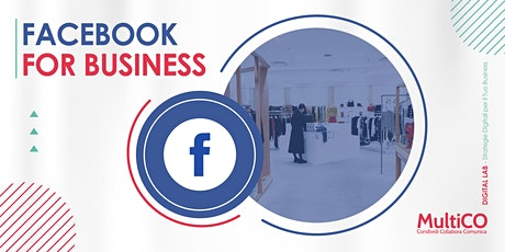 Digital Lab - Facebook For business  biglietti