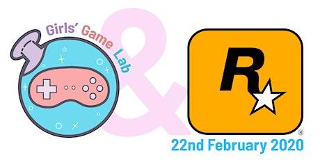 Girls' Game Lab Workshop @ Rockstar North, Edinburgh tickets