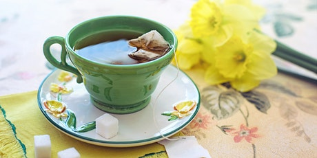 May Tea and Floral Design tickets