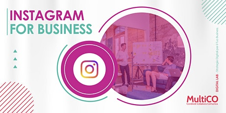 Digital Lab - Instagram For Business biglietti