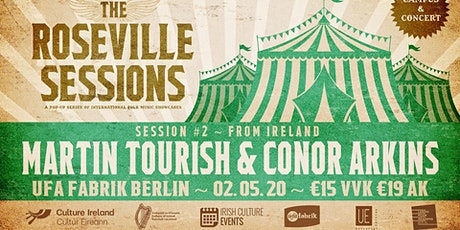 The Roseville Sessions #2: Martin Tourish & Conor Arkins Tickets