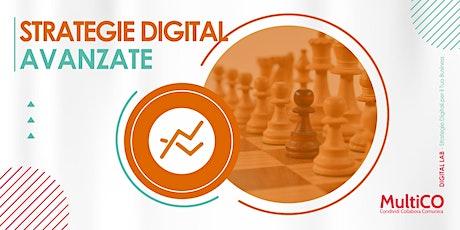 Digital Lab - Strategie Digital Avanzate biglietti