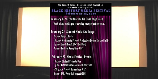 BHMF Student Challenge 2020
