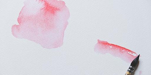 Watercolors Sip And Stroke - TPA