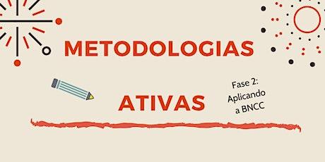 Workshop de Metodologias Ativas: Toda prática para sala de aula ingressos