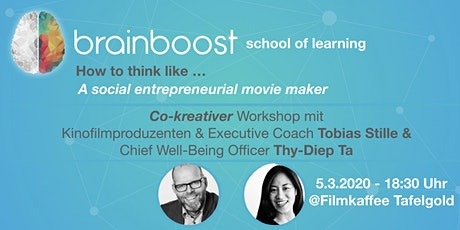 "Co-kreativer Workshop: vision and change making bei ""Alle in einem Boot"" Tickets"