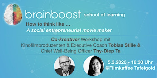 "Co-kreativer Workshop: vision and change making bei ""Alle in einem Boot"""