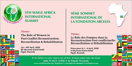 9th WAELE AFRICA International Summit - Kigali, Rwanda tickets