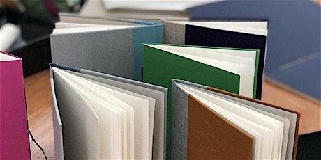 Third Thursdays: Make a Notebook with Hanbury Press tickets