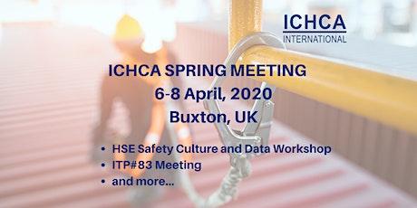 ICHCA International Spring 2020 Meeting tickets