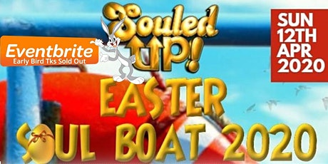 The Souled Up Easter Soul Boat 2020 tickets