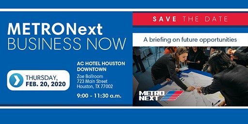 METRONext BUSINESS NOW