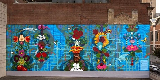 Mural Mile Walking Tour