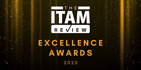 The ITAM Review Excellence Awards Gala Dinner 2020 tickets