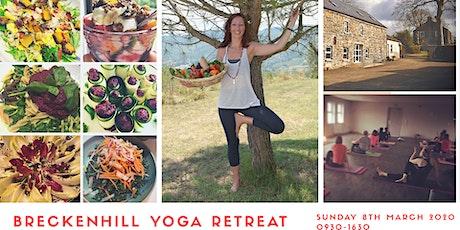 Re-Awaken to Spring - Yoga Day Retreat tickets