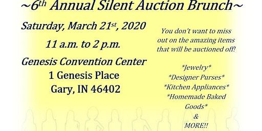 6th Annual Silent Auction Brunch