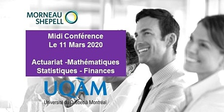 Midi Conference Morneau Shepell - UQAM billets