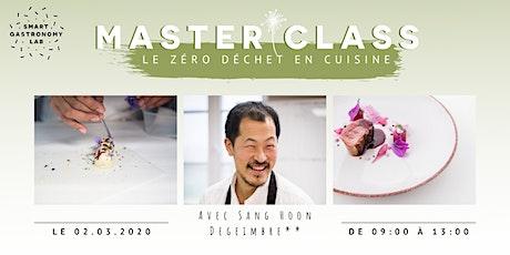 [Master Class] Le zéro déchet en cuisine billets