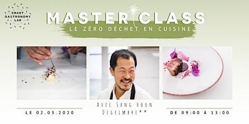 [Master Class] Le zéro déchet en cuisine