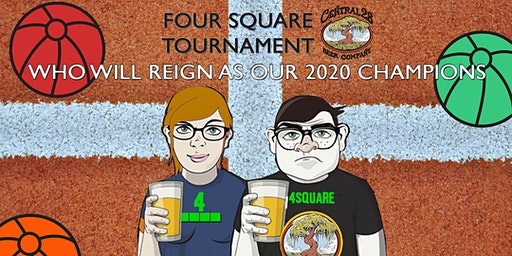 Yay to Daylight Savings Time Four-Square Tournament