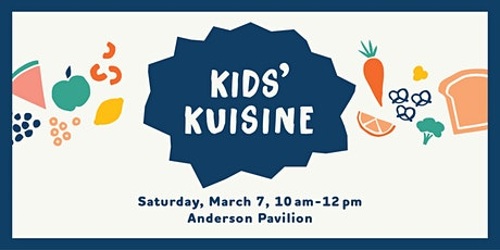Kids' Kuisine tickets