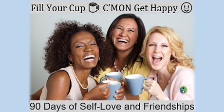 Fill Your Cup ☕️ Happy Women Live Better (Night) 13-Week Mastermind tickets