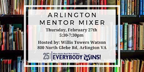 Arlington Power Lunch Mentor Mixer tickets