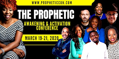 #PropheticCon20 The Prophetic Awakening & Activation Conference 2020