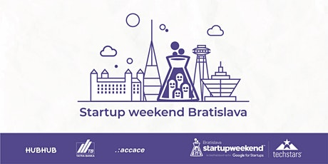 Techstars Startup Weekend Bratislava 03/20 tickets