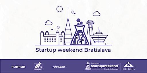 Techstars Startup Weekend Bratislava 03/20