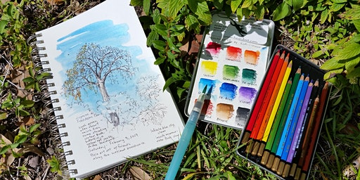 Introduction to Nature Journaling Workshop
