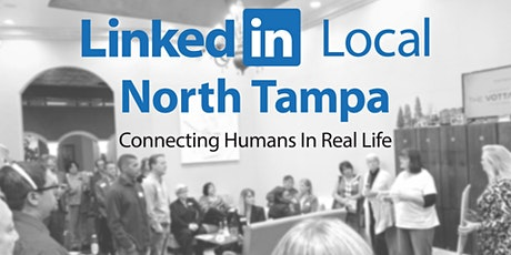 LinkedIn Local North Tampa - March 5, 2020 Networking tickets