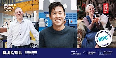 Marketing Masterclass - Start-ups in London Libraries (Croydon) tickets