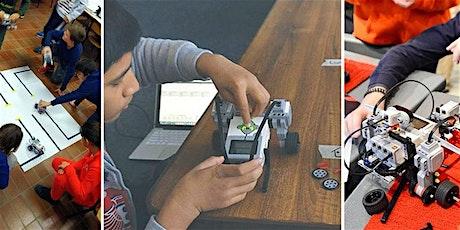 Workshop di LEGO Mindstorms per ragazzi biglietti