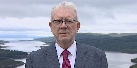In conversation with Mike Russell MSP tickets