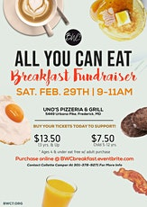 All You Can Eat Breakfast Fundraiser tickets