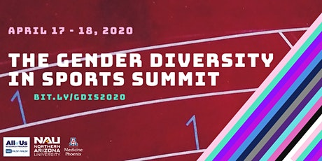 (CANCELLED UNTIL FURTHER NOTICE) The 2020 Gender Diversity in Sports Summit tickets