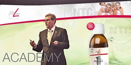 FITLINE ACADEMY con Dr.  med. Tobias Kühne biglietti
